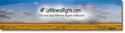Click here to visit the List Mineral Rights Web site
